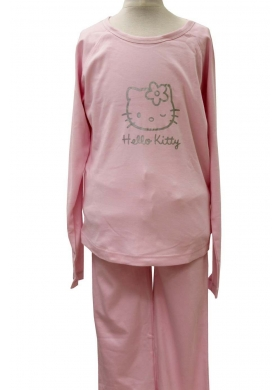 SHINE, HELLO KITTY PIGIAMA DA BAMBINA
