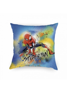 SPIDERMAN PARK CUSCINO ARREDO 42x42