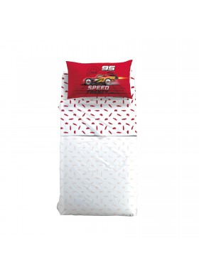 CARS FRENZY  COMPLETO LETTO